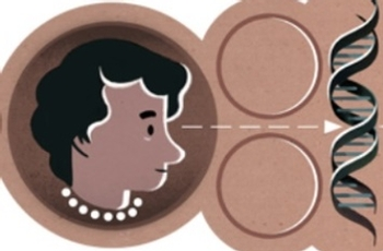 Google Doodle honors the Black Lady of DNA