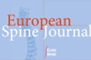 Alain Moreau - Publication dans European Spine Journal