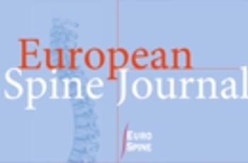 Alain Moreau - Publication in European Spine Journal