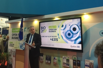 La génomique à l'honneur au BIO International Convention à San Diego