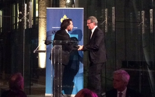 Pr. Jacques Simard of Université Laval honored at the 73rd ACFAS Gala