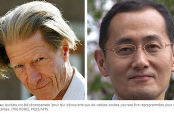 The Nobel Prize in Medicine 2012: geneticists honored